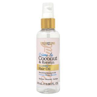 Creightons Crème Coconut Keratin - Óleo Capilar 100ml