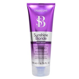 Creightons Sunshine Blonde Tone Correcting - Shampoo 200ml