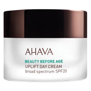 Creme Anti-Idade Ahava Beauty Before Age Uplift Diurno FPS 20 50ml