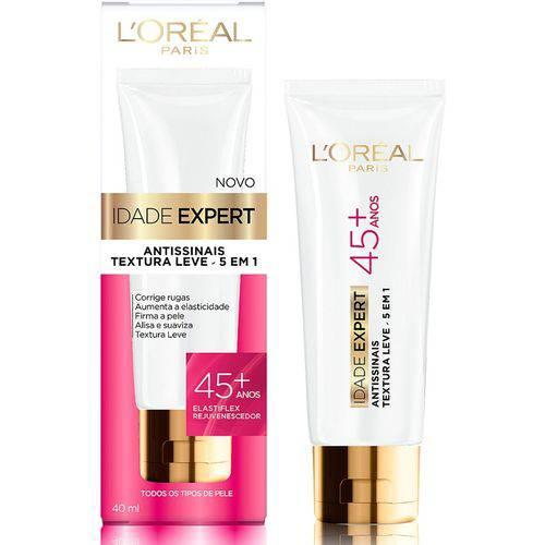 Creme Anti-idade Idade Expert 45+ L'oréal Paris 40ml