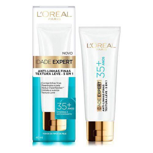 Creme Anti-idade Idade Expert 35+ L'oréal Paris 40ml