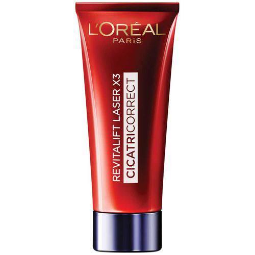 Creme Anti-idade L'oréal Paris Revitalift Laser X3 Cicatri-correct 30g