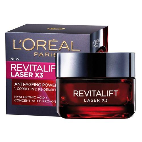 Creme Anti-idade Revitalift Laser X3 L'Oréal 50ml