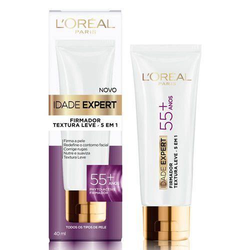 Creme Antiidade L'Oréal Paris Idade Expert 55+