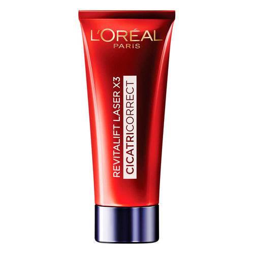 Creme Antirrugas Cicatri-Correct L'Oréal Paris Revitalift LASER X3