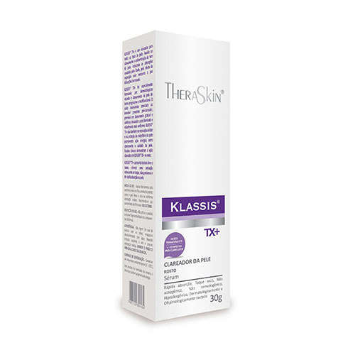 Creme Clareador Sérum Facial Klassis Tx + 30g