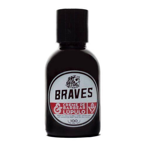 Creme de Barbear The Braves