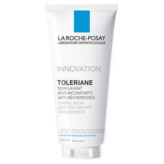 Creme de Limpeza Hidratante La Roche-Posay - Toleriane Soin Lavant 200ml