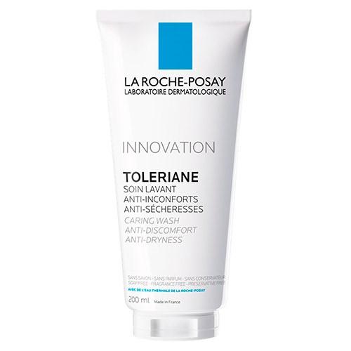 Creme de Limpeza La-Roche Posay Toleriane Caring Wash 200ml