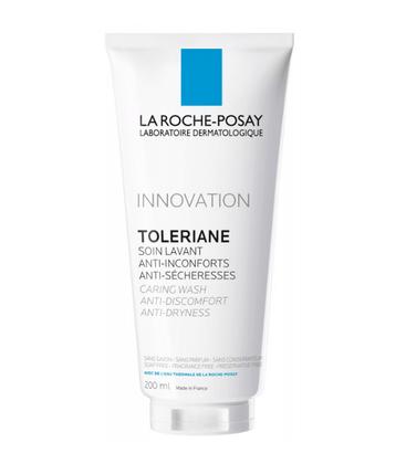 Creme de Limpeza La Roche-Posay Toleriane Caring Wash 200ml