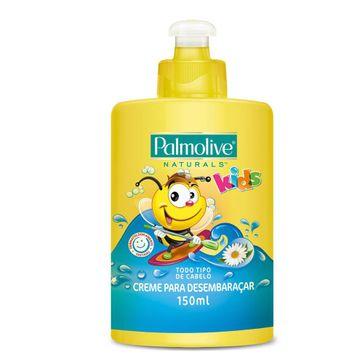 Creme de Pentear Infantil Palmolive Naturals Kids Todo Tipo de Cabelo 150ml