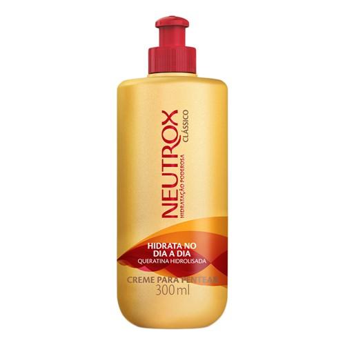 Creme de Pentear Neutrox Clássico com 300ml