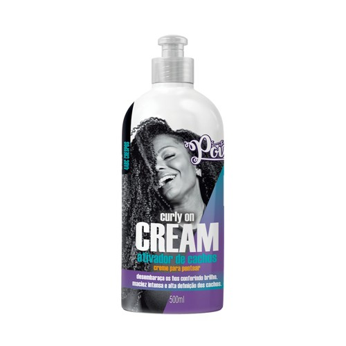 Creme de Pentear Soul Power Curly On Cream 500ml