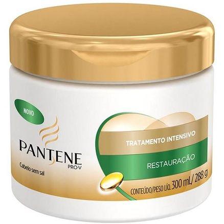 Creme de Tratamento Pantene Restauração Profunda 300ml