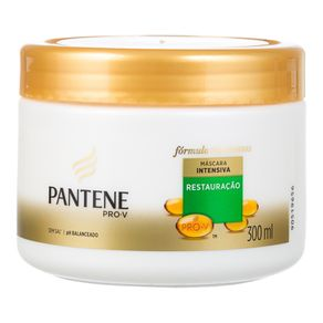 Creme de Tratamento Restauração Profunda Pantene 300mL