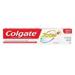 Creme Dental Clean Mint Colgate Total 12 140g