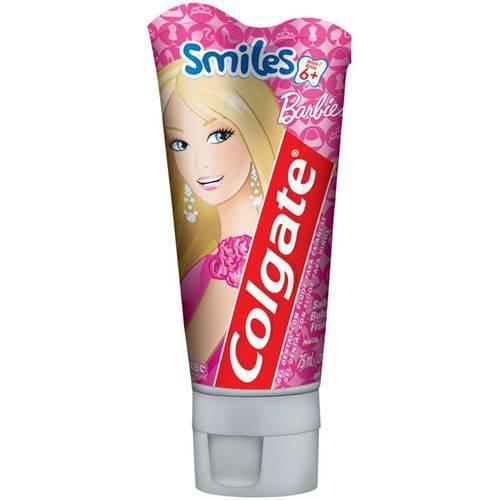 Creme Dental Colgate 1x100g Jr Smiles Barbie 1782