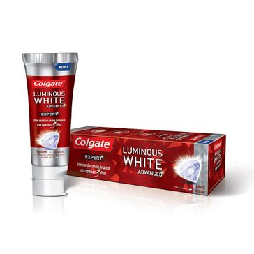 Creme Dental Colgate Luminous White Advanced 70g