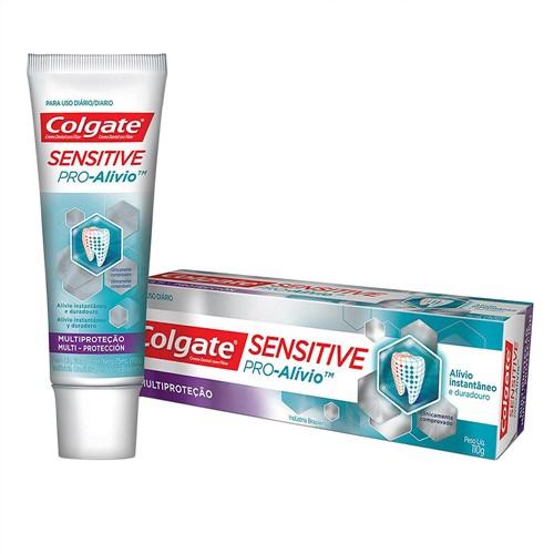 Creme Dental Colgate Pro-Alívio Multiproteção 110g