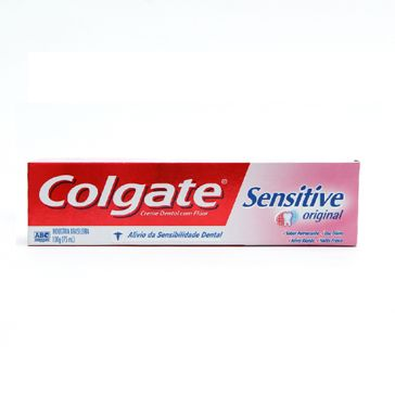 Creme Dental Colgate Sensitive Fresh Strong 103g
