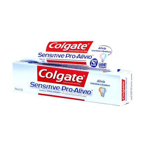 Creme Dental Colgate Sensitive Pro-alívio 50g