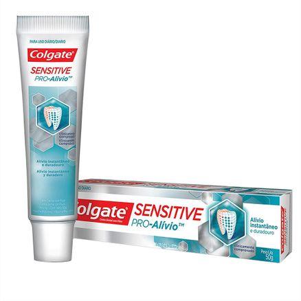 Creme Dental Colgate Sensitive Pro-Alivio 50g