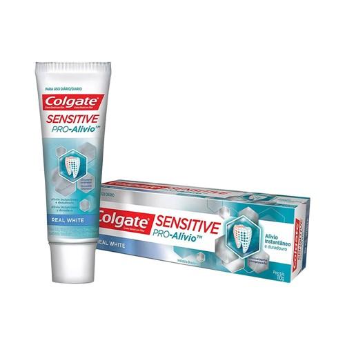 Creme Dental Colgate Sensitive Pro Alivio Branqueador