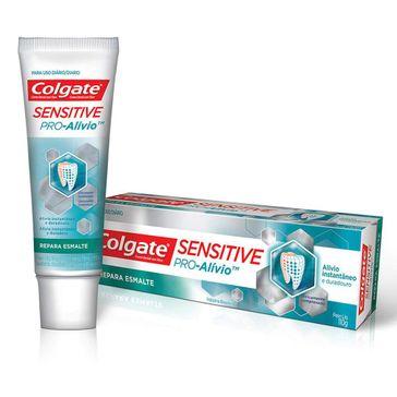 Creme Dental Colgate Sensitive Pró Alívio Repara Esmalte 110g