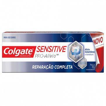 Creme Dental Colgate Sensitive Pró Alívio Reparação Completa 110g