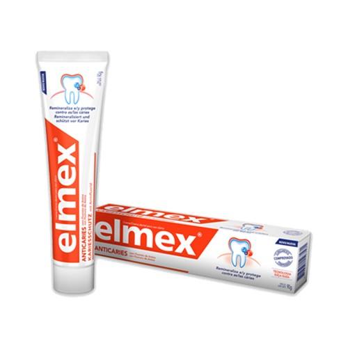 Creme Dental Elmex Anticaries 90G