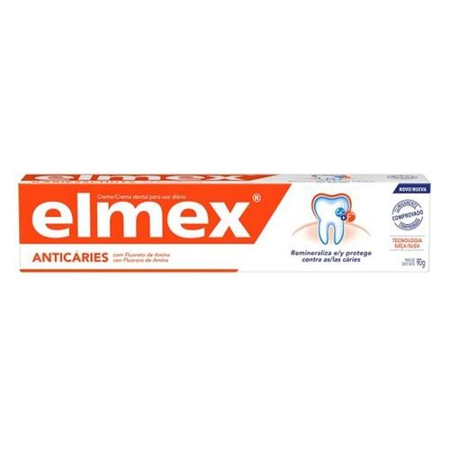 Creme Dental Elmex Anticaries90g