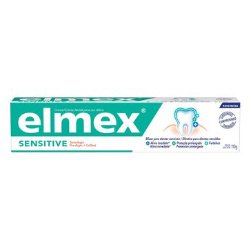 Creme Dental Elmex Sensitive 110g