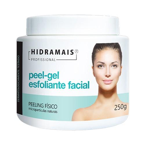 Creme Esfoliante Facial Peel Gel Hidramais 250g