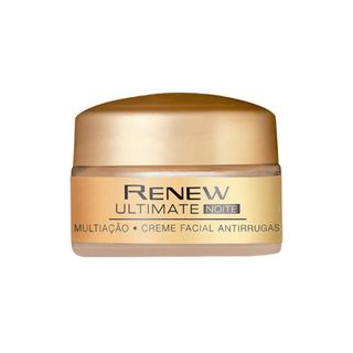 Creme Facial Antirrugas Renew Ultimate Multiação Noite 15g