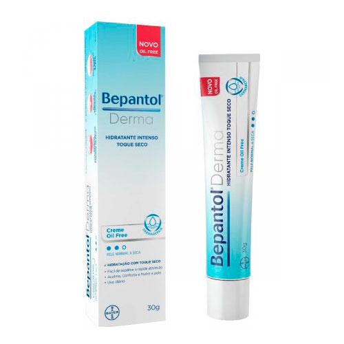 Creme Hidratante Bepantol Derma Toque Seco 30g