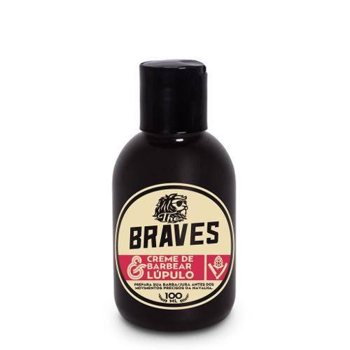 Creme para Barbear com Lúpulo - The Braves