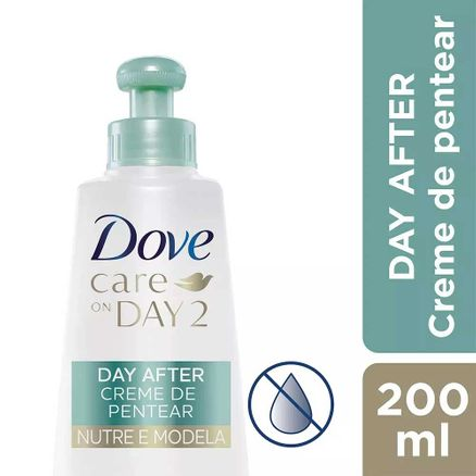 Creme para Pentear Dove Care On Day 2 Day After 200ml