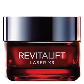 Creme para Rugas Anti-Idade L'Oréal Paris Revitalift Dermo-Expertise Laser X3 50ml