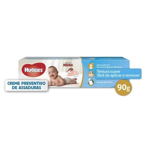 Creme Preventivo de Assaduras Huggies Turma da Mônica Infantil 90g