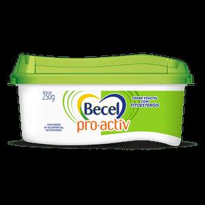Creme Vegetal Becel Pro-Activ 250g