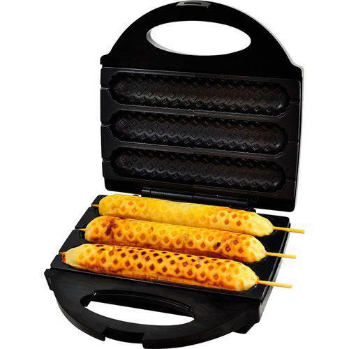 Crepeira e Hot Dog Britania para 6 Unidades 127v