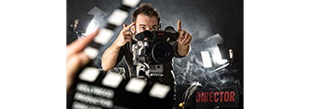 Criação e Produção Audiovisual | UNIC | PRESENCIAL Inscrição