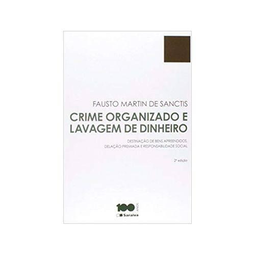 Crime Organizado e Lavagem de Dinheiro 2ªed. - Saraiva