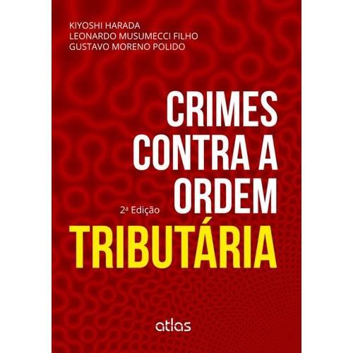 Crimes Contra a Ordem Tributaria
