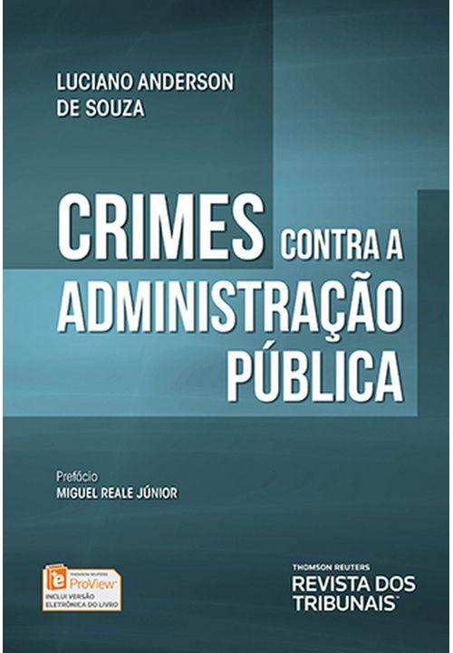 Crimes Contra Administração Pública - 1ª Edição