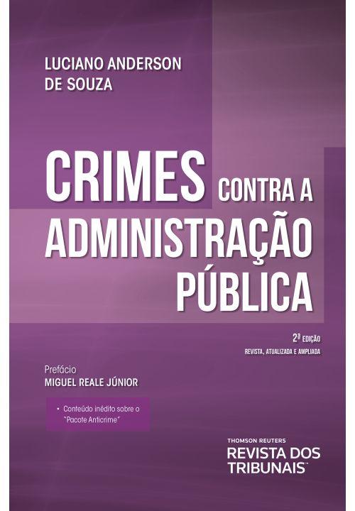 Crimes Contra Administração Pública 2ª Edição