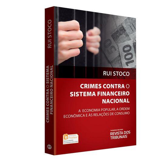 Crimes Contra o Sistema Financeiro Nacional - Rt