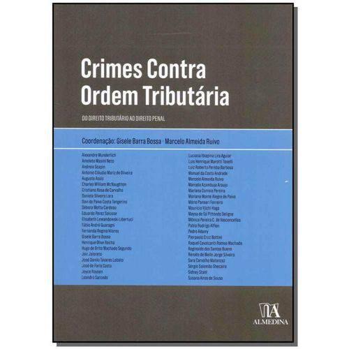 Crimes Contra Ordem Tributária - 01ed/19