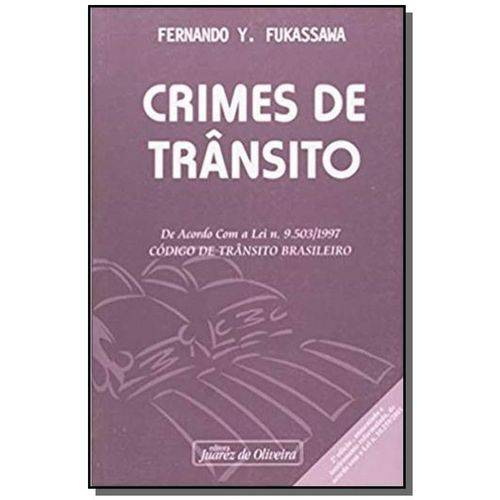 Crimes de Transito 04