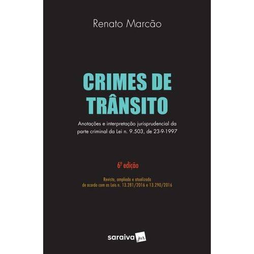 Crimes de Trânsito - 6ª Ed. 2017